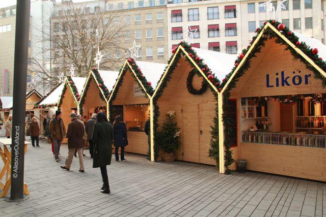De Kerstmarkten van Düsseldorf