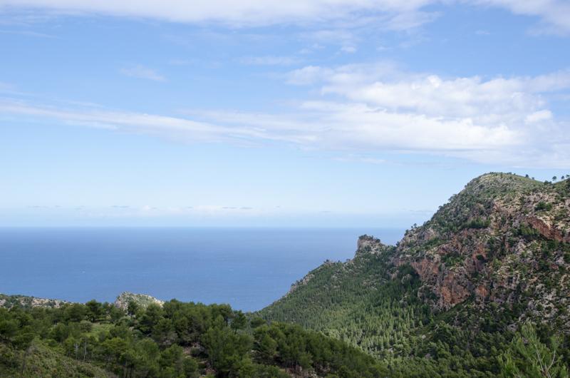 Golven op Mallorca
