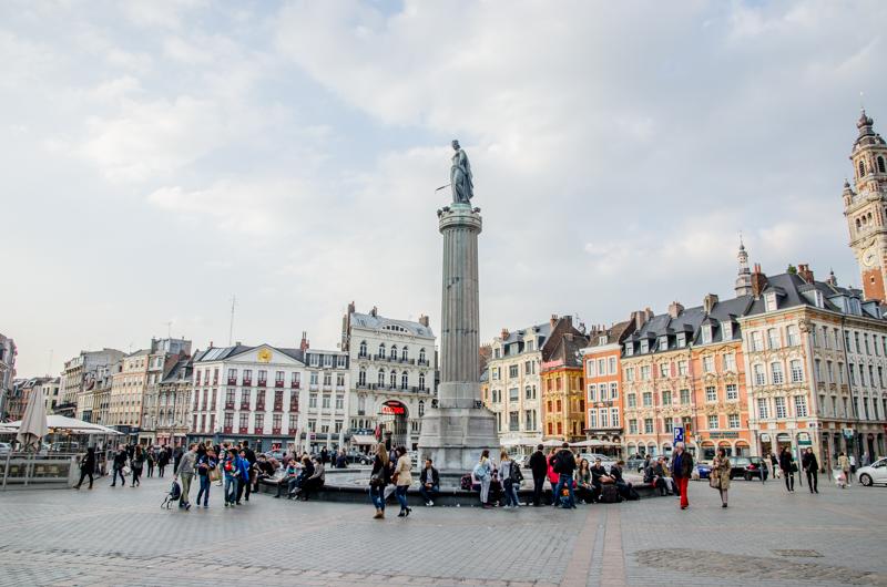 Evenementen in Lille