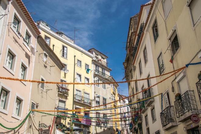 Een stedentrip naar Lissabon