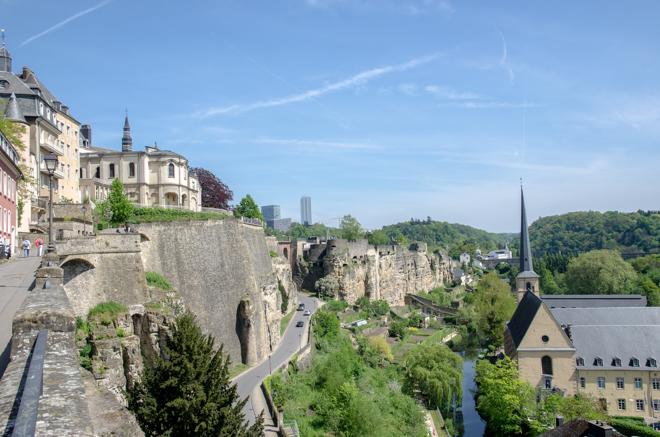Een mini break Luxemburg