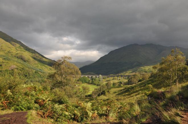 schotse highlands vakantie