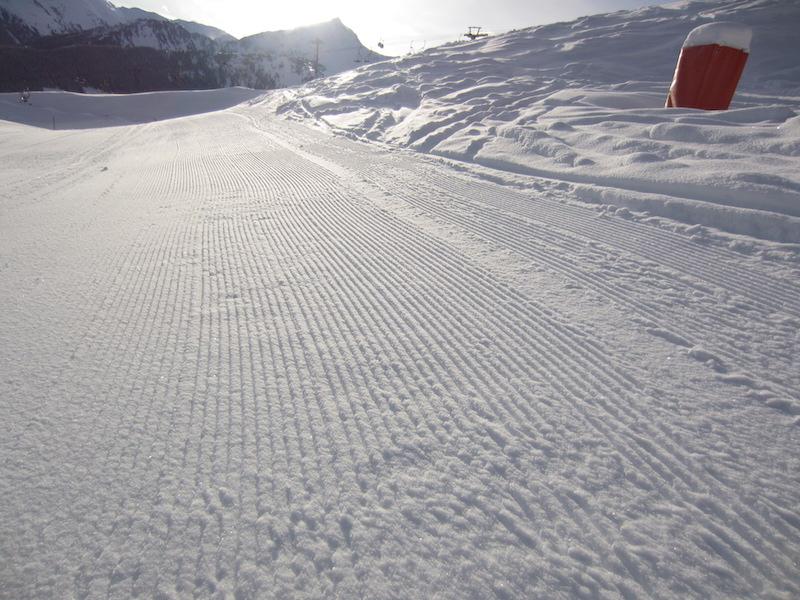 Wintersporten Silvretta Arena