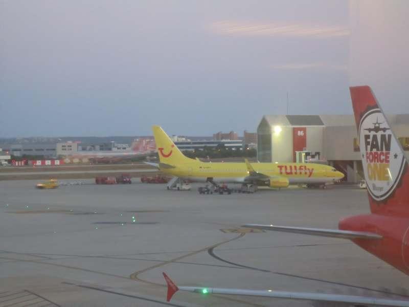 Luchthaven Mallorca sluit terminal
