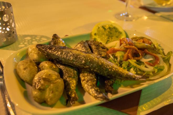 Culinair genieten in Lissabon