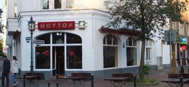 Woyton vs. Starbucks