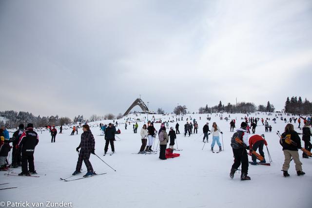 Grootte skigebied bepalend voor veel wintersporters