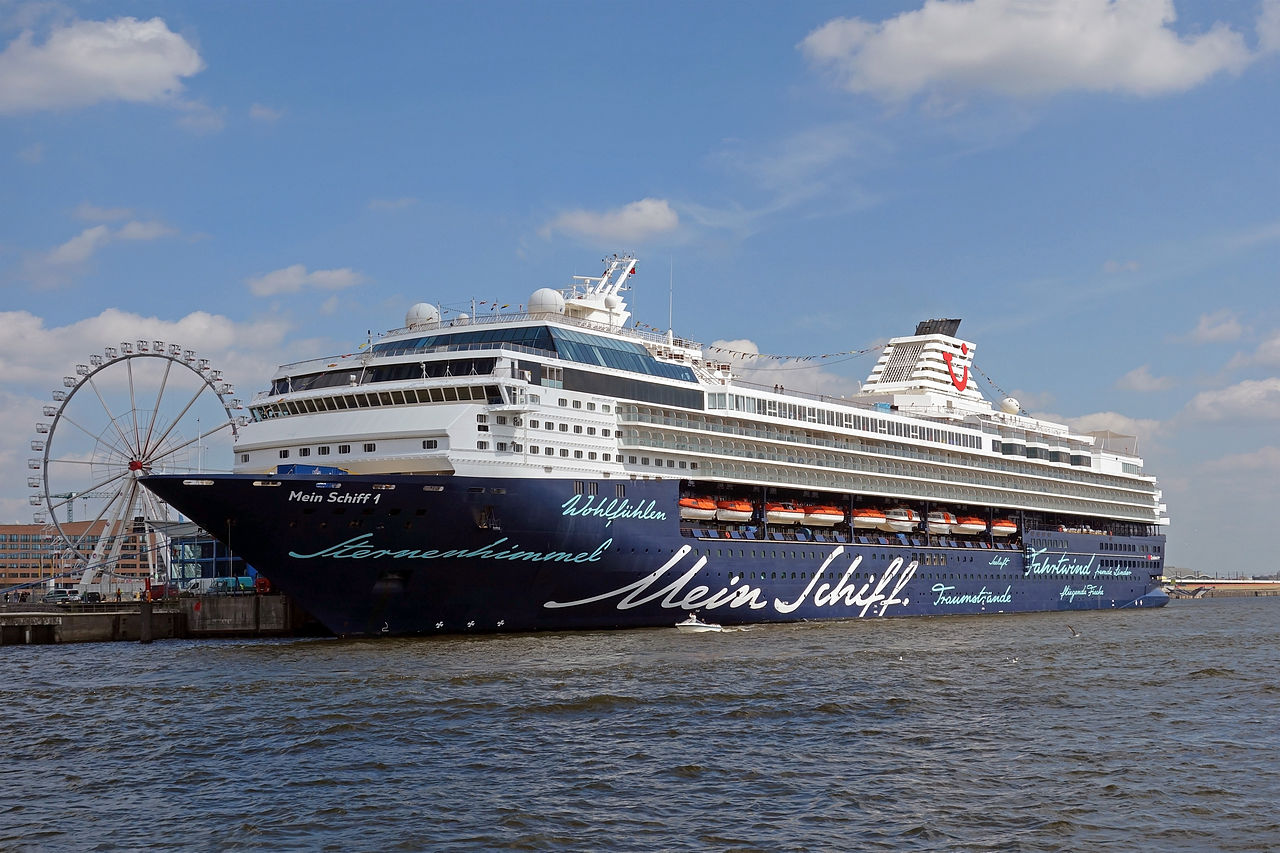 Full Metal Cruise naar Mallorca