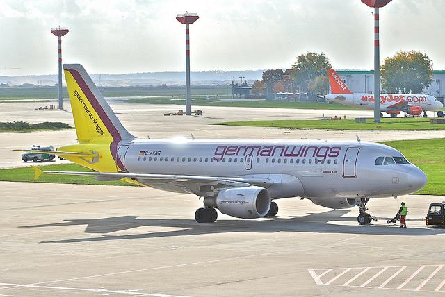 Piloten Germanwings staken