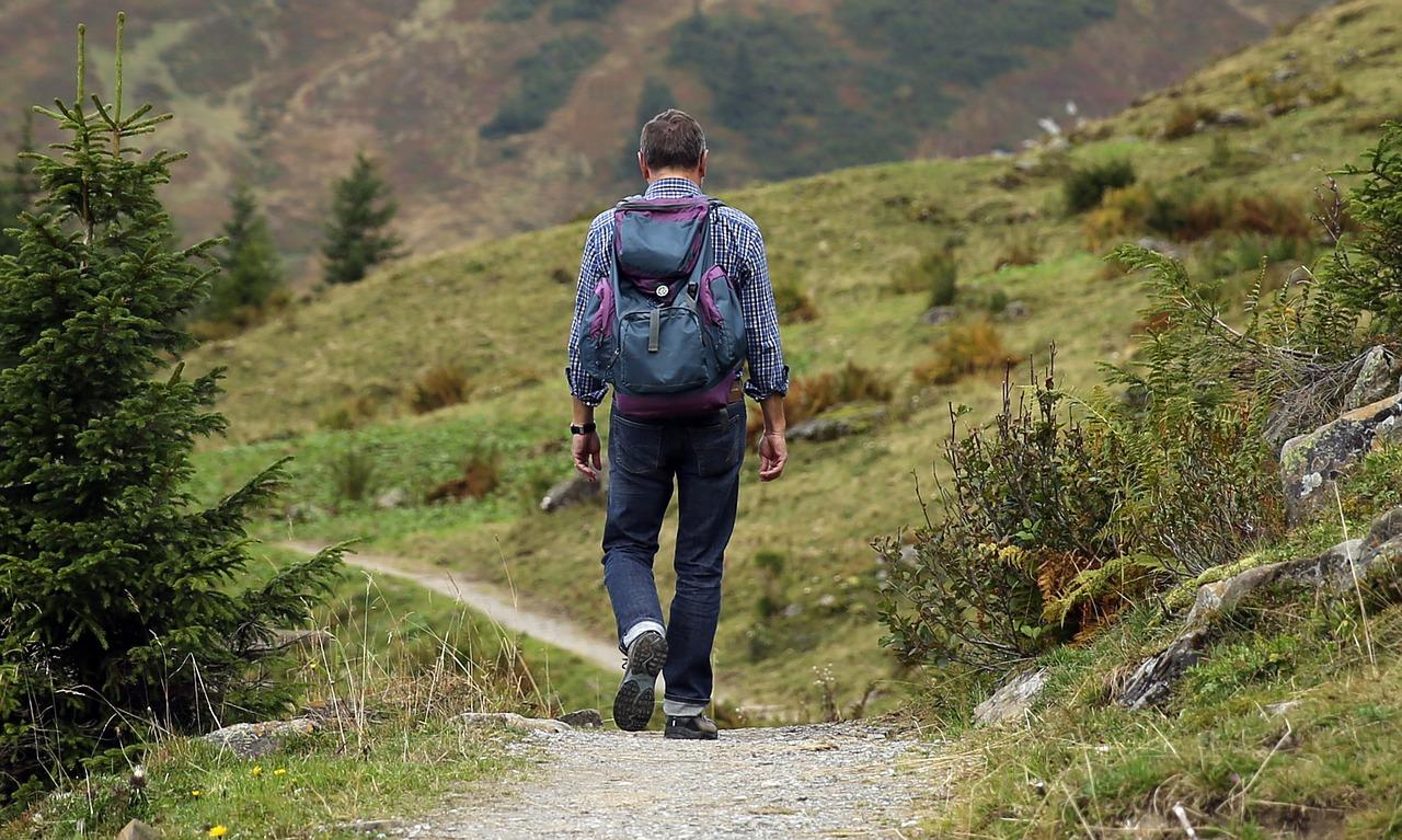 Tips voor bergwandelen