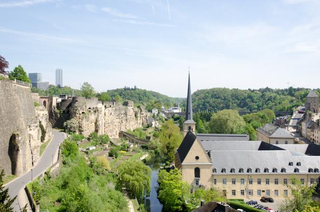 Een weekeindje Luxemburg
