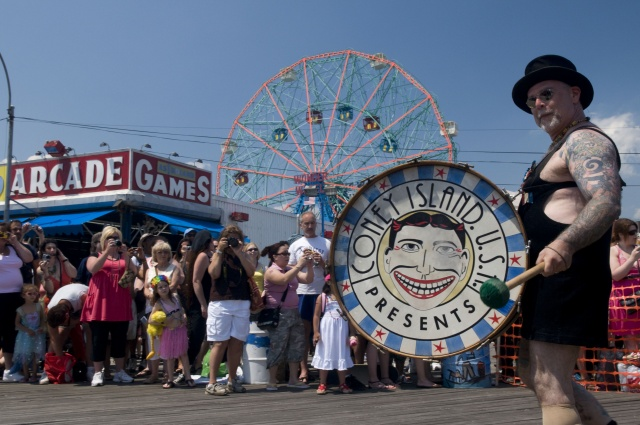 Coney Island: De zomer hotspot van New York City