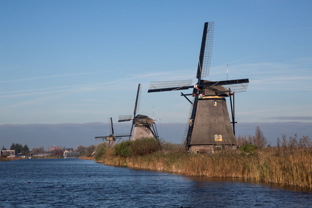Nederland bezienswaardigheden top 10