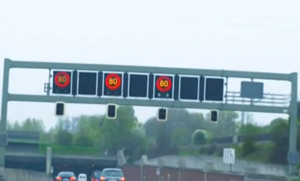 Snelheidscontroles Duitsland