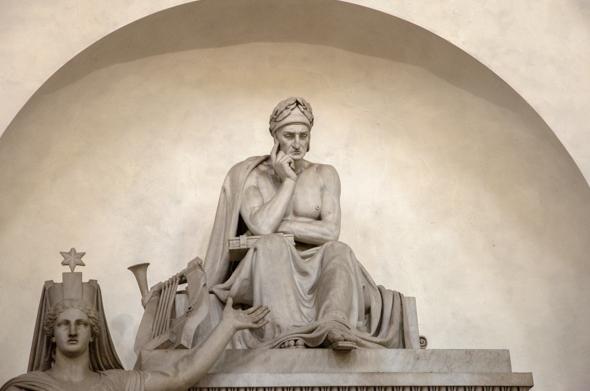Florence de stad van Dante