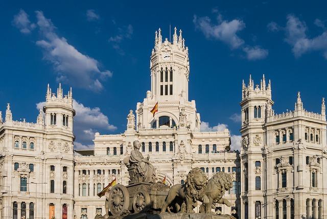Vijf redenen om Madrid te bezoeken