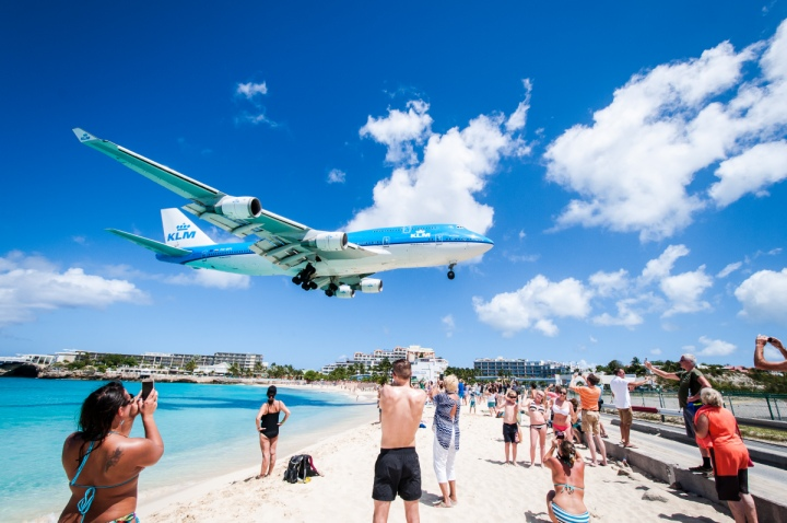KLM breidt aantal vluchten Antillen uit