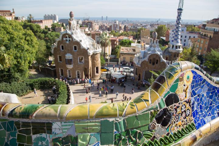 Het Barcelona van Gaudi