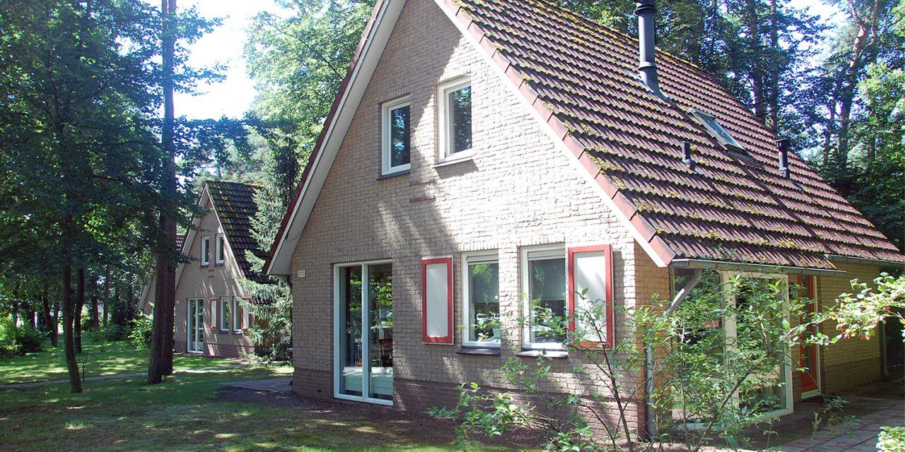 Vakantieparken in Nederland zijn vol