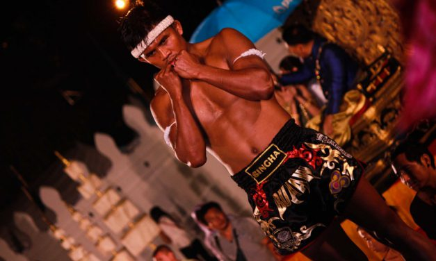 World Wai Kru Muay Thai Ceremony 2018