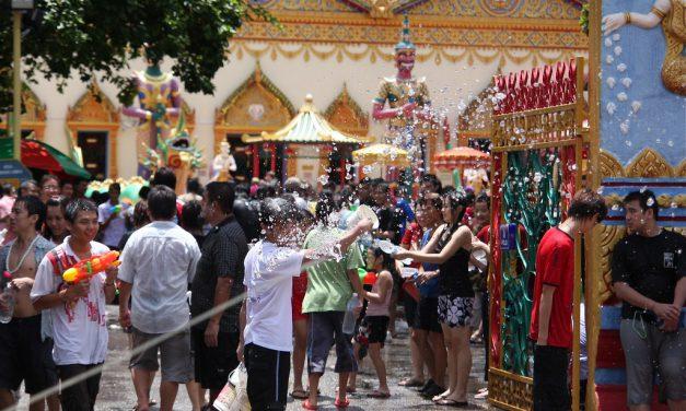 Songkran: het familiefeest van Thailand