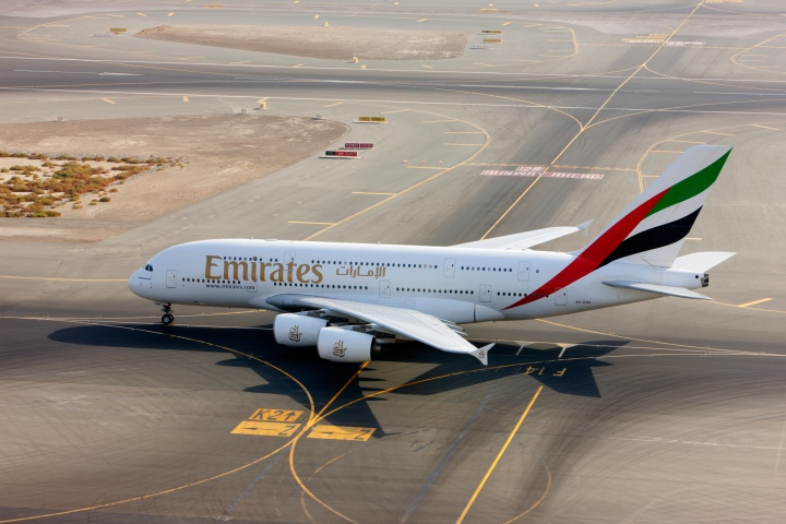 Voor 380 euro naar Dubai