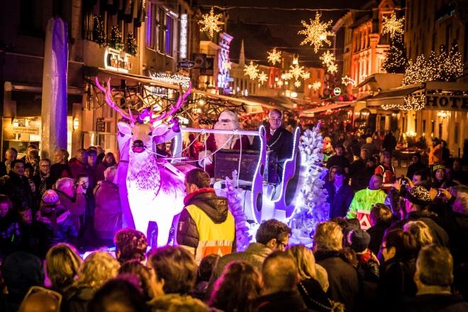 Kerststad Valkenburg start overmorgen
