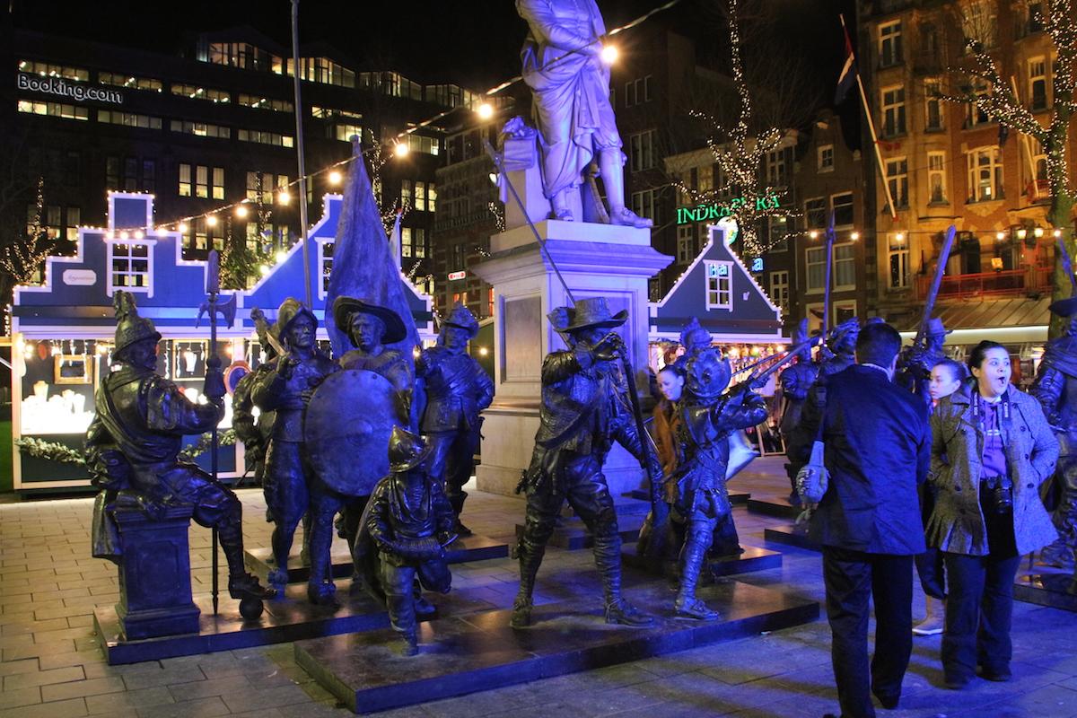 Kerstmarkt Amsterdam teleurstellend