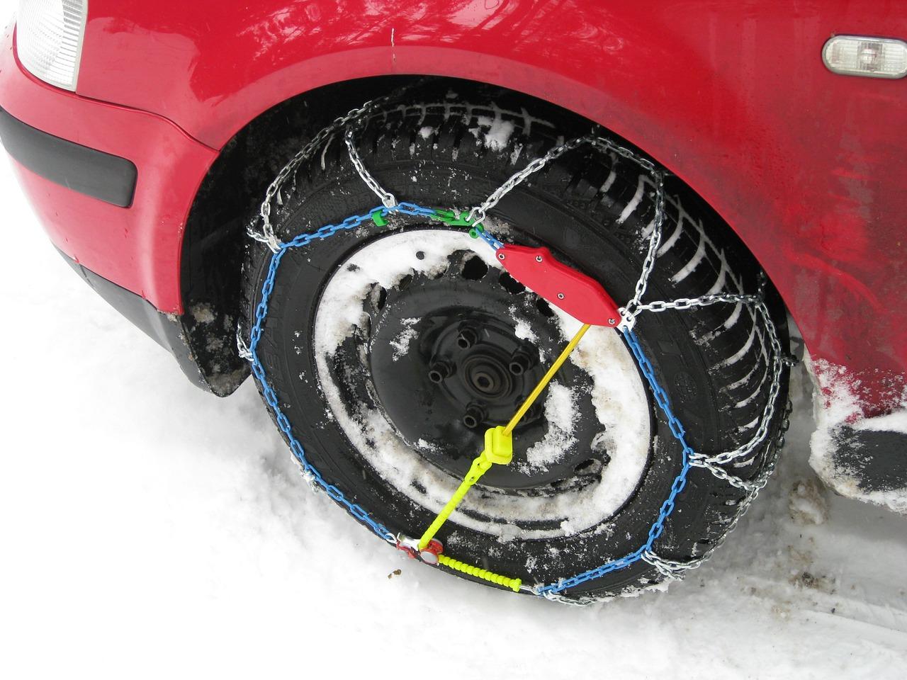Zorg dat je auto klaar is voor de wintersport
