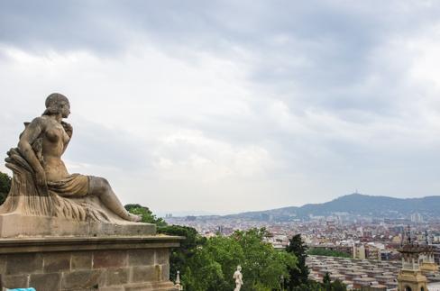 Barcelona's Montjuic