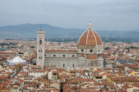 Florence, culturele hoofdstad van de wereld