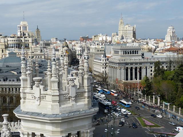 Vliegticket Madrid goedkoper dan tank benzine