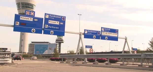 Parkeerplaatsen Schiphol lopen vol