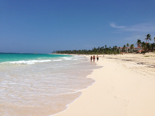 Huwelijksreis naar Punta Cana