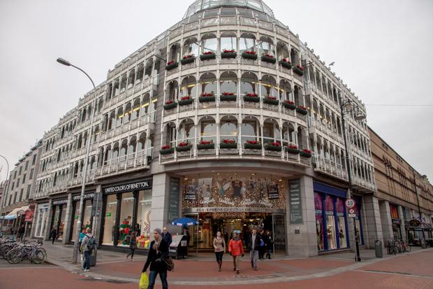 Winkelen in Dublin