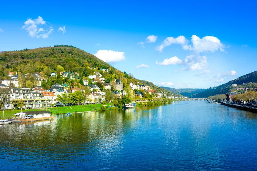 Heidelberg populairste interrail bestemming Europa