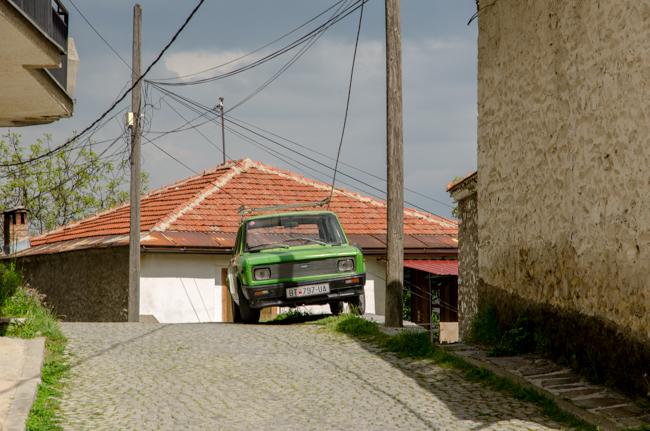 Macedonië met de Auto