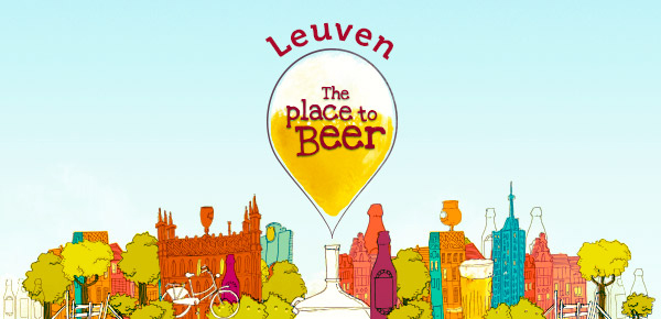 Leuven & Vlaams-Brabant 'The place to beer'