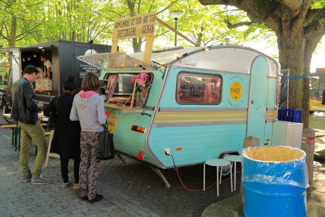 Beleef het food truck festival in Antwerpen