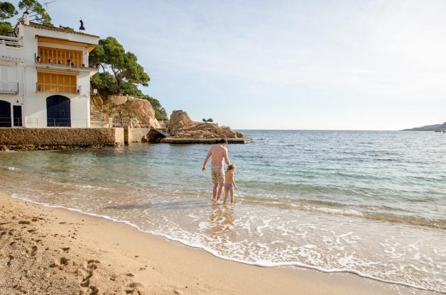 Zonvakantie aan de Costa Brava