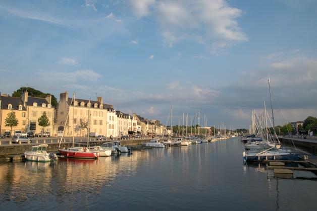 Kamperen in Bretagne