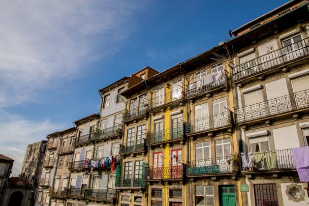 Het hart van Porto