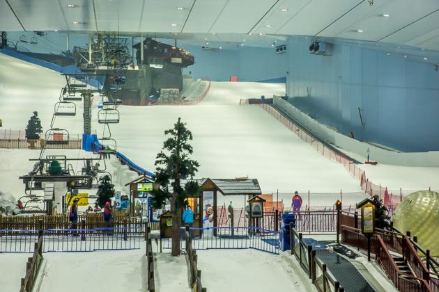 Skiën in Dubai