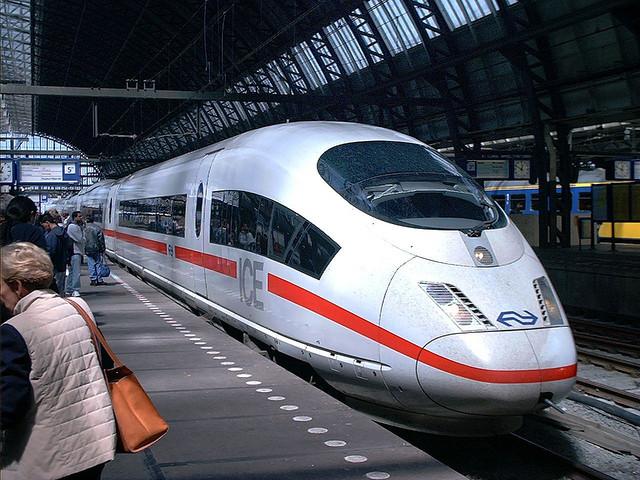 Duitsland met de trein?