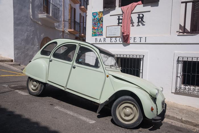 Criminaliteit op Ibiza