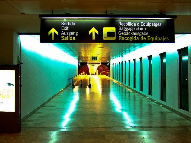 Stakingen luchtverkeersleiding Spanje