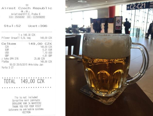 Belachelijke prijzen op luchthavens