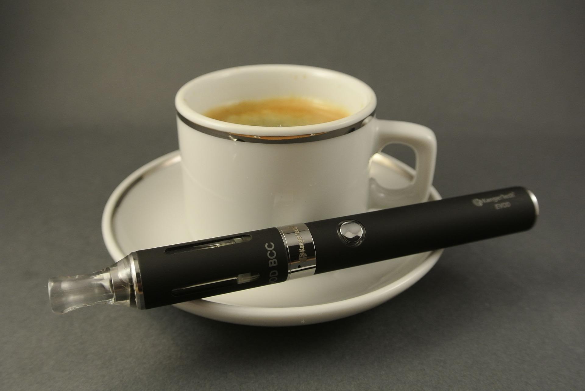 e-sigaret straks verboden in het vliegtuig?