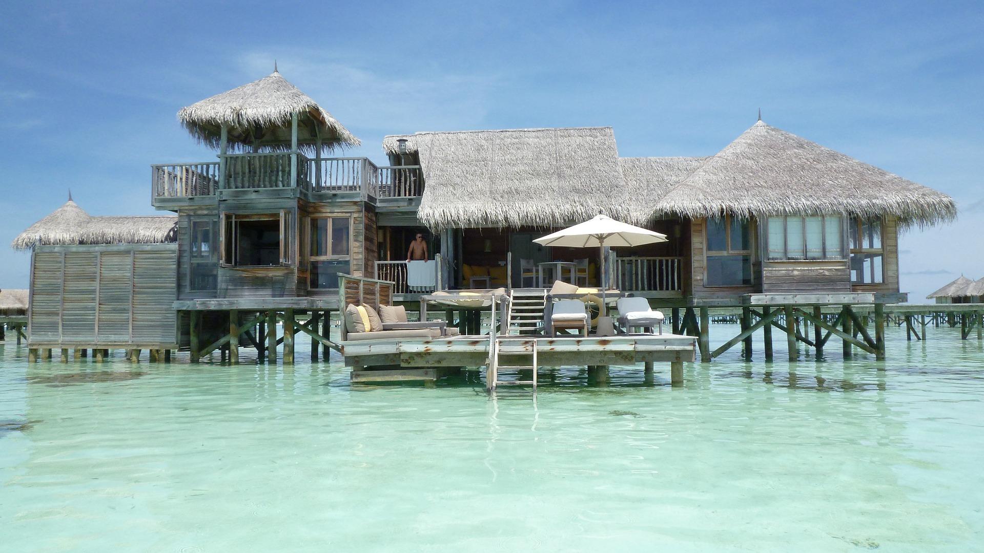 Eco belasting op de Malediven