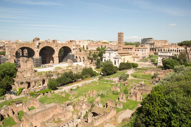 Historisch Rome